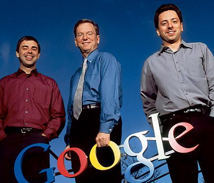 Google змінює керівника