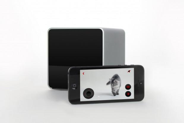 Petcube запустив кампанію на Kickstarter: ціна пристрою $99