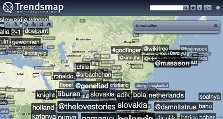 5 корисних сервісів для спостереження за гарячими темами Твітера
