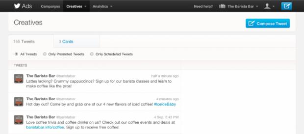 Twitter запускає відкладені твіти для рекламодавців