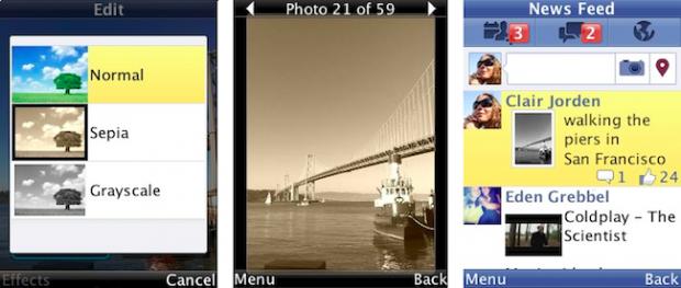 Facebook запустив два фільтри для фотографій «в стилі Instagram»