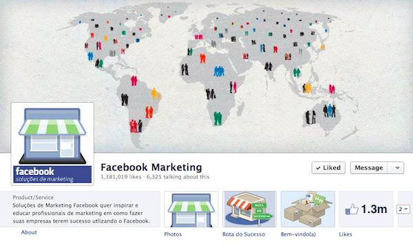 Facebook тестує регіональні сторінки брендів з однією на всіх кількістю лайків