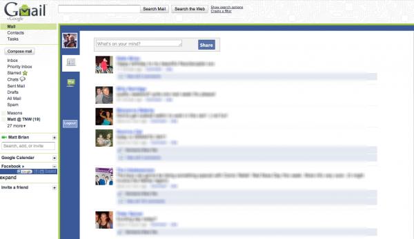 Як користуватись Facebook через Gmail