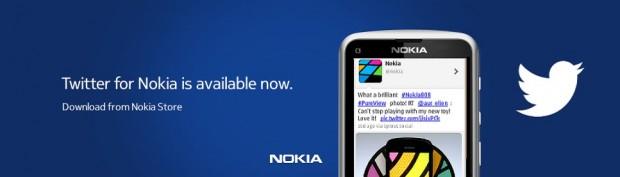 Twitter запустив клієнт для Nokia