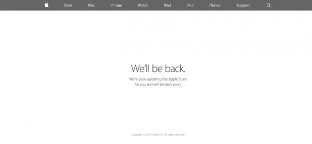 Apple припинила продажі техніки онлайн в російському Apple Store