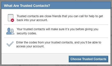 Як розблокувати Facebook з допомогою друзів