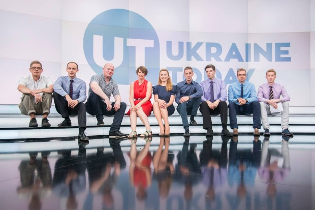 Запустився Ukraine Today   перший англомовний телеканал про Україну