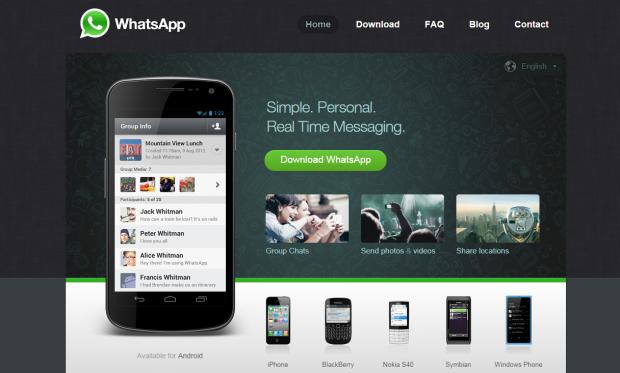 Facebook завершив угоду з придбання за $21 млрд WhatsApp, який було створено українцем