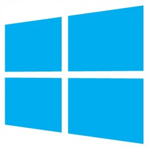 Windows 8 logo 300x300