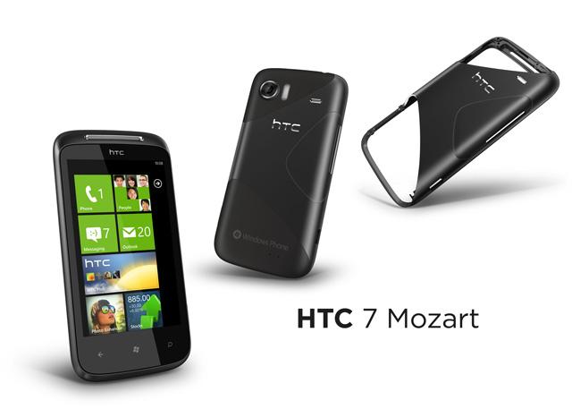 В Україні протягом 2011 року продаватимуть лише один телефон з Windows Phone 7: HTC Mozart
