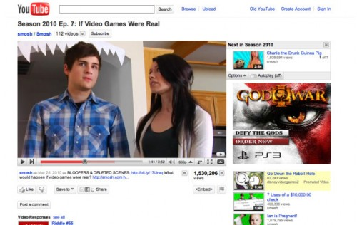 YouTube змінив дизайн
