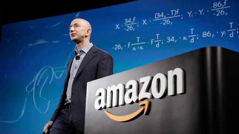 Засновник Amazon став найбагатшою людиною світу, обійшовши Гейтса