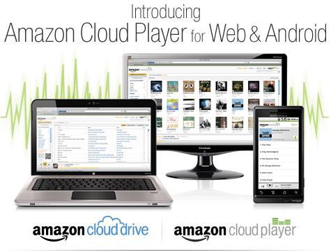 Amazon запустив сервіс cloud музики