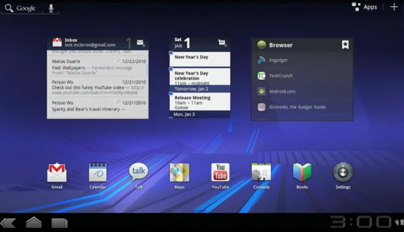 Дайджест: Google презентував Android 3.0, Civilization World вийде на Facebook, iPad 2   на початку лютого