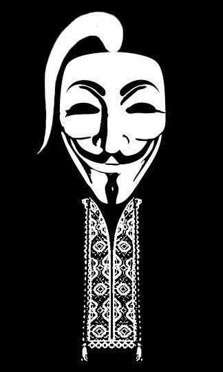 Anonymous заявлять, що зламали сервери української митниці і виклали 1 Гб документів у відкритий доступ