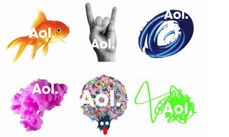Дизайнери в шоці від нового логотипу AOL
