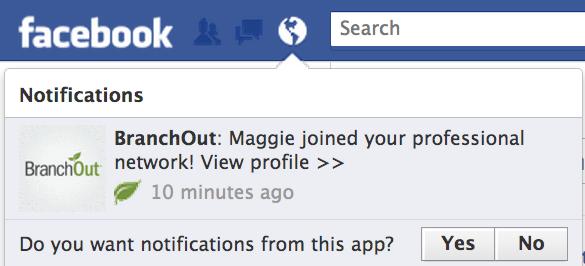 Facebook дозволить легко відмовитися від набридливих сповіщень