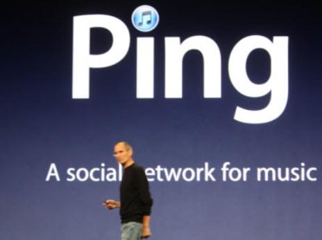 Apple закриє свою соцмережу Ping