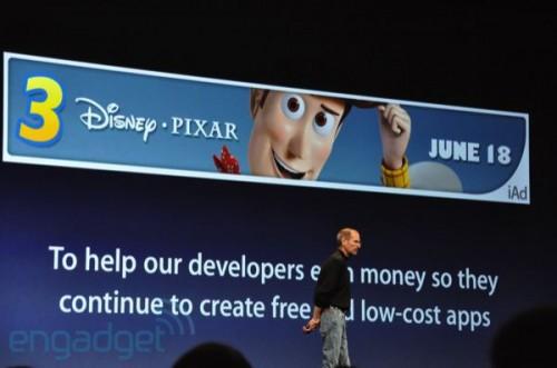 Apple запускає рекламну мережу iAds