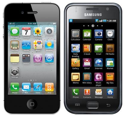Samsung продала більше смартфонів, ніж Apple