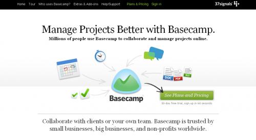 Basecamp переклали російською мовою