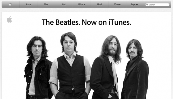 Дайджест: Beatles на iTunes, Яндекс у Skype, мільйон Kinect за 10 днів, МОН проти студентів