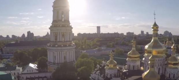 В YouTube виклали збірку найкрасивіших видів Києва знятих за допомогою дронів
