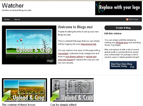 Blogs.mu: Як створити свою спільноту блогів за 5 хвилин