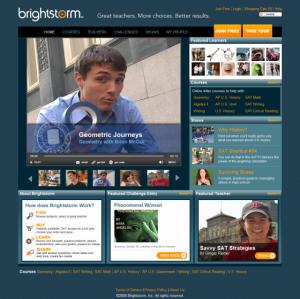 Незабаром репетиторів замінять відео курси онлайн. Brightstorm підняла $6 млн.