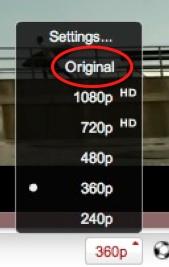 Відео розміром 4096×3072 зявилося на Youtube