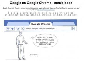 Google матиме власний браузер Google Chrome