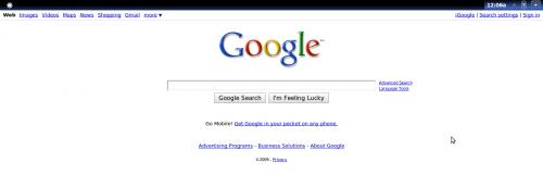 Google Chrome OS вийде протягом тижня