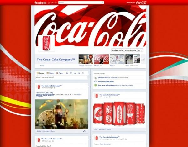 Facebook запустить Timeline для брендів цього місяця