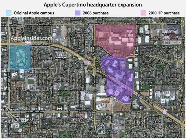 Для Apple збудують екологічне місто майбутнього