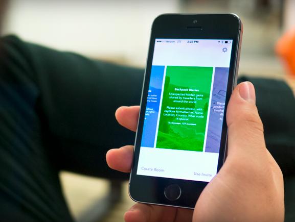 Facebook випустив мобільний додаток для анонімного спілкування Rooms