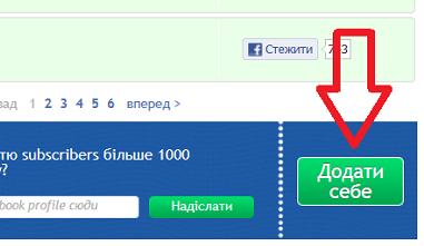 Рейтинг українських користувачів Facebook