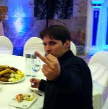 Павла Дурова, засновника ВКонтакте, звільнили. Про це він дізнався з повідомлень ЗМІ