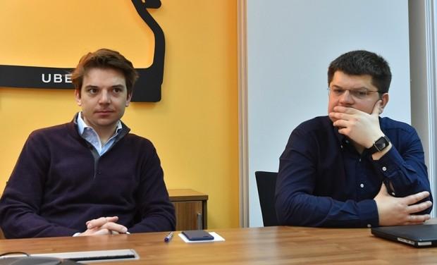 Uber відкриє великий офіс в Україні