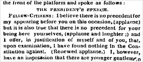 The Washington Post ще в 1942 році попереджала Think Before You Twitter