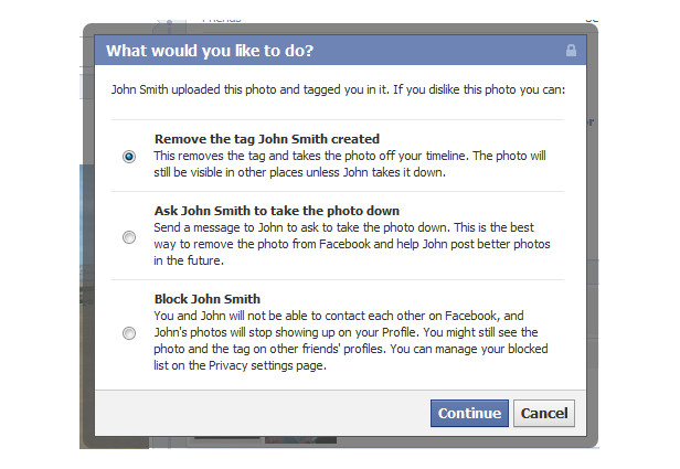 Як керувати тегуванням вас на фото у Facebook