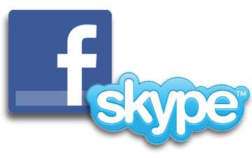 Користувачі Skype зможуть подзвонити друзям на Facebook
