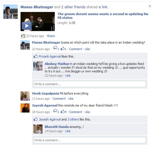 Facebook зробить коментарі деревовидними