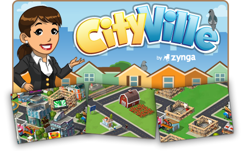 Користувачами CityVille стали 100 млн людей