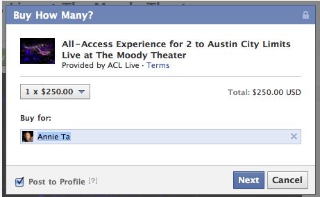 Facebook презентує власний сервіс групових знижок Deals
