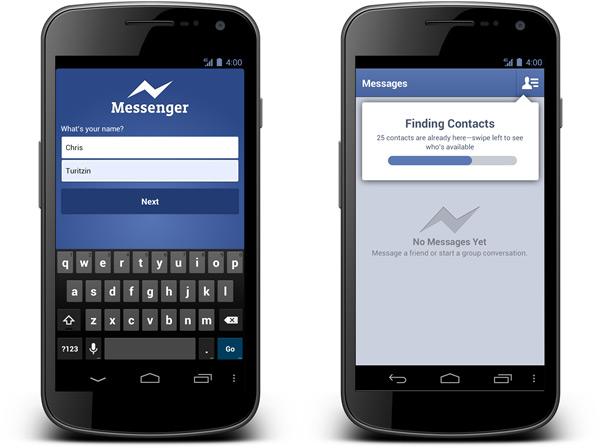 Повідомлення в Facebook доступні незареєстрованим користувачам