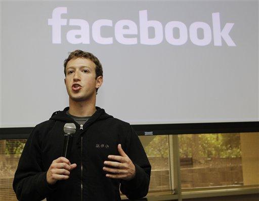 Goldman Sachs i DST інвестували у Facebook $500 млн