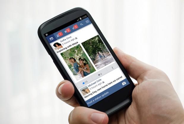 Facebook випустив версію свого мобільного додатку для повільних мереж