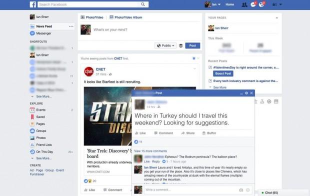 Facebook експериментує зі сповіщеннями