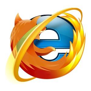 Firefox 4 завантажили втричі більше разів, ніж Internet Exlorer 9