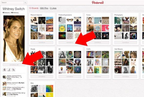 Як розпочати користуватися Pinterest